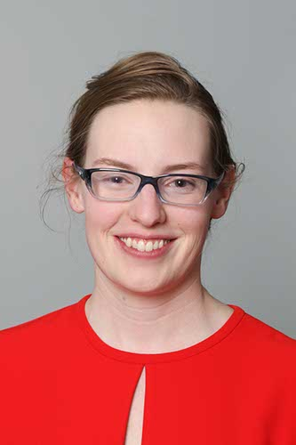 Christina Straathof, Executive Director of Communications