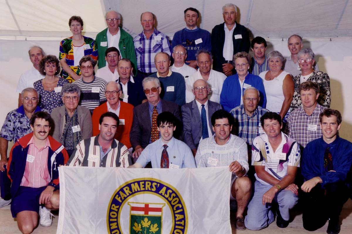 attending Past Presidents at the 50th Anniversary